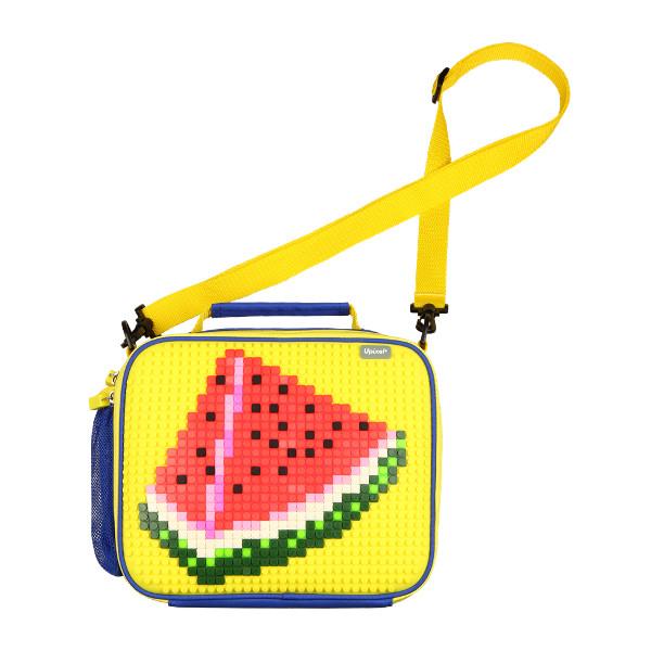 A Bright Colors uzsonnás táska a funkcióján felül igazi műalkotás is ... 98c98ad333