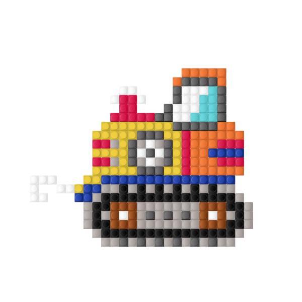 Pixel szett T-M001