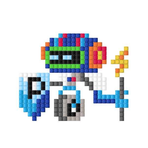 Pixel szett T-M003